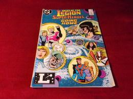 LEGION OF SUPER HEROES   No  352 OCT 87 - DC