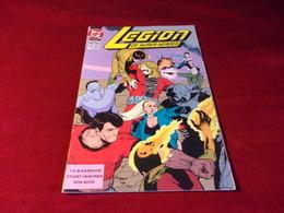 LEGION OF SUPER HEROES   No 46 AUG 93 - DC