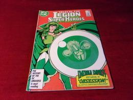 LEGION OF SUPER HEROES   No 346 APR 87 - DC
