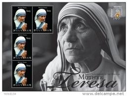GUYANA ; SCOTT # 4066 ; MINT N H STAMPS (  MOTHER TERESA - Guyana (1966-...)