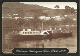 Modern Picture Postcard - New Zealand - Waimarie, Wanganui River - MPC 688 - Postcards