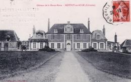 14 - Calvados -  HOTTOT  En AUGE - Chateau De La Haute Butte - Francia