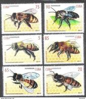 7592  Bees - Abeilles - 2017 - MNH - 3,25 - Honeybees