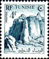 Tunisie Poste N** (Yv:369 Mi 410 Yv:0,6 Euro) Takrouna - Tunisie (1888-1955)