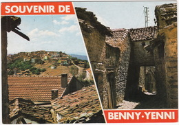 Souvenir De Benny-Yenin - (Algerie) - Algerije