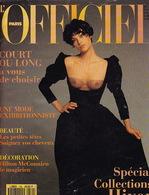 L'Officiel De La Couture Et De La Mode De Paris. Spécial Collections Hiver. Décembre 1993. - Fashion