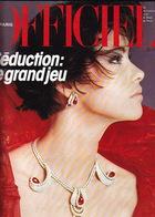 L'Officiel De La Couture Et De La Mode De Paris. Séduction: Le Grand Jeu. Décembre 84 - Fashion