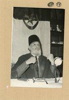 GOUVIEUX  Manoir De Toutevoie   Conférence De Presse De  MESSALI HADJ Président Du Parti Populaire Algérien En 1964 - Places
