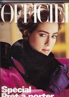L'Officiel De La Couture Et De La Mode De Paris. Spécial Prêt-Porter. Août 84 - Fashion