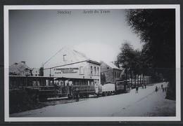 REPRODUCTION STOCKAY SAINT GEORGES SUR MEUSE LIEGE TRAM - Saint-Georges-sur-Meuse