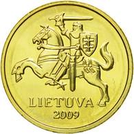 Monnaie, Lithuania, 10 Centu, 2009, SPL, Nickel-brass, KM:106 - Lithuania