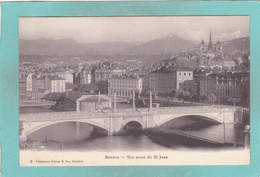 Old Card Of Geneve,Geneva, Switzerland,S56. - GE Ginevra