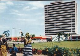 COTE-D'IVOIRE---ABIDJAN--l'hôtel Ivoire---voir 2 Scans - Côte-d'Ivoire
