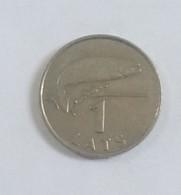 1 LATS,1992 - Latvia