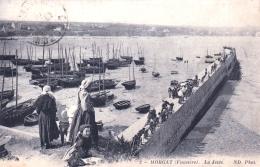 29 - Finistere -  MORGAT - La Jetée - Morgat