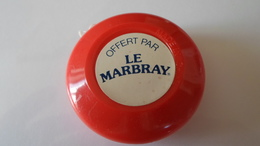 PUBLICITE YOYO OFFERT PAR LE MARBRAY     FROMAGE   ******   RARE   A   SAISIR ****** - Advertising