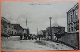 CARTE GOURDINNE - WALCOURT - RUE DU TRIEU L' ABBE - SCAN RECTO/VERSO - 8 - Walcourt