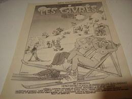 ANCIENNE PUBLICITE AFFICHE DE CINEMA LES GIVRES 1979 - Photography