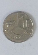 1 FRANC,1991 - 1993-...: Albert II