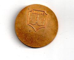 Médaille - Oullins- Voir état - France