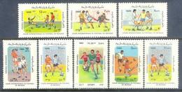 K39- Afghanistan 1986 Sport Soccer. Football. - Afghanistan