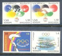 K42- Bangladesh Barcelona Olympic 1992. - Summer 1992: Barcelona