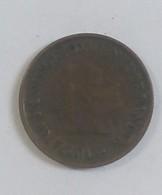 5 CENTS,1954 - Netherlands