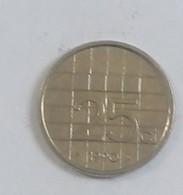 25 CENTS,1990 - Paises Bajos