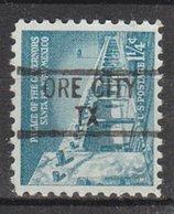 USA Precancel Vorausentwertung Preo, Locals Texas, Ore City 839 - Vereinigte Staaten