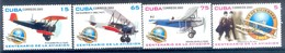 K48- Cuba 2003 Airplane. - Airplanes