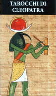 LO SCARABEO - TAROCCHI DI CLEOPATRA - CLEOPATRA TAROT DECK. 79 Carte/ Cards. - Passatempi Creativi
