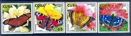 K50- Cuba 2003 Butterfly. - Butterflies