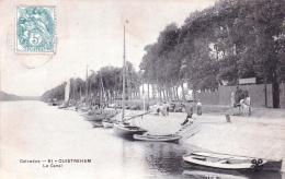 14 - Calvados - OUISTREHAM - Le Canal - Ouistreham