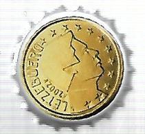 TAP400 - TAPPO CORONA - SERIE EURO VALFRUTTA - 10 C. LUSSEMBURGO - Altri