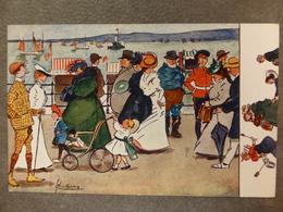 ILLUSTRATEUR THACKERAY - ENGLAND - Künstlerkarten