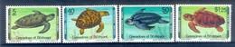 K52- Grenadines Of St Vincent 1978. Turtles Marine Life. - Marine Life