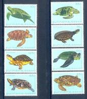 K53- Surinam Suriname 1982. Turtles Tortoises Animals Fauna Marine Life. - Marine Life