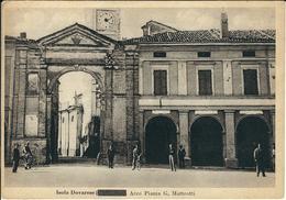 ISOLA DOVARESE - ARCO PIAZZA G. MATTEOTTI - Cremona
