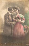 Thèmes - Couples - Je Veux Bien Croire En Vos Sentiments - Koppels