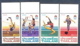 K62- THAILAND 1985. XIII SEAP GAMES BANGKOK. - Stamps