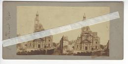 PHOTO STEREO Circa 1850 1860 PARIS /FREE SHIPPING REGISTERED - Stereoscopic