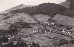 CHEVENOZ - HAUTE-SAVOIE - (74)  - CPSM DENTELEE - BEL AFFRANCHISSEMENT POSTAL. - Chevenoz