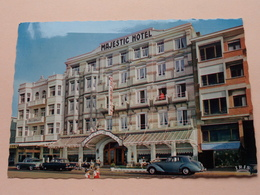 MAJESTIC Hotel Knokke-Zoute ( Thill ) Anno 1969 ( Zie Foto Details ) ! - Knokke