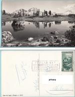 (Da Lago A Rifugio Mt.2042) Panorama (Non Credo Sia Il Comune Di Lago In Provincia Di Cosenza) - Cartoline