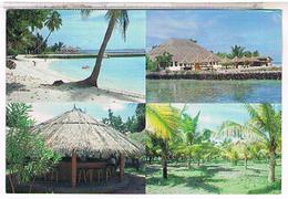MALDIVES  RESTAURANT  CENTRAL  BAR   CPM  TBE  MM212 - Maldives