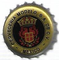 TAP387 - TAPPO CORONA - CERVECERIA  MODELO - MEXICO - Birra