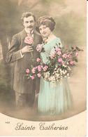 Thèmes - Couple - Sainte Catherine - Couples