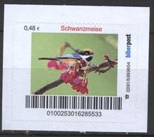 Biber Post Schwanzmeise (48)  G404 - BRD