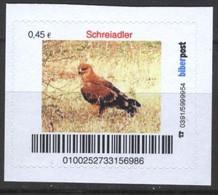 Biber Post Schreiadler (45)  G410 - BRD