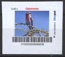 Biber Post Gabelracke (45)  G411 - BRD